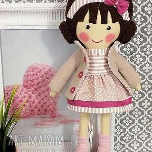 hand-made lalki lalka malowana lala szarlota