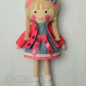 niesztampowe lalki lalka malowana lala julia