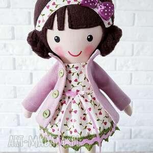 pomysł na upominek na święta lalka na prezent malowana lala luiza