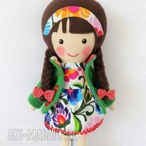 unikalne lalki lalka malowana lala marysia