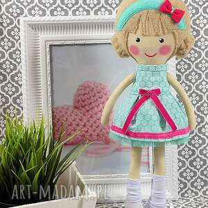 oryginalne lalki lalka malowana lala lukrecja