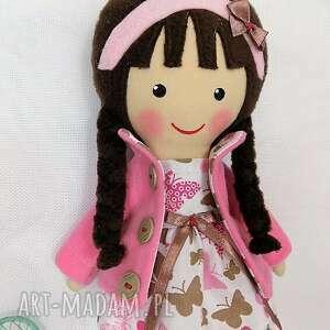 lalki lalka malowana lala anna w motylkach