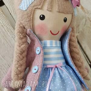 unikatowe lalki lalka zabawka malowana lala blanka