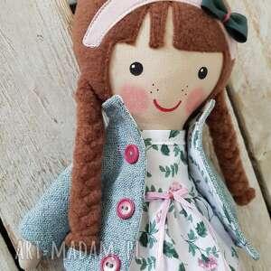 lalka lalki zielone zuza jest cudną laleczką stworzoną dla dzieci