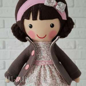niespodzianka lalki malowana lala milenka