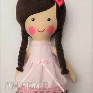 lalki prezent malowana lala wiki z szalikiem