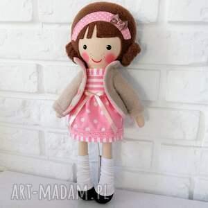 zabawka lalki malowana lala michalinka