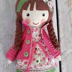 lalki zabawka malowana lala marcelina