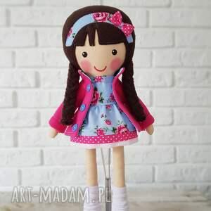 wyjątkowe lalki zabawka malowana lala marcysia