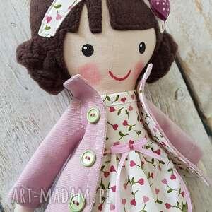 pomysł na upominek na święta zabawka na prezent malowana lala luiza