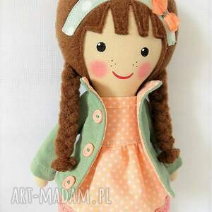 lalki zabawka malowana lala klara