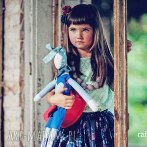 lalki paryż nina. lalka z sercem.