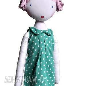 lalka lalki czerwone nola poziomkowa.