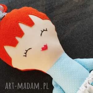lala lalki turkusowe ogromna lalka, 75 centymetrów, ruda