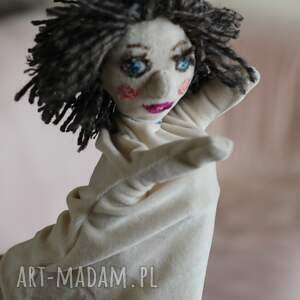 awangardowe lalki maskotka pacynka lalka małgosia