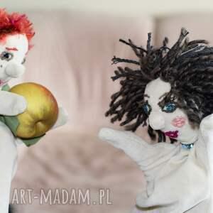 awangardowe lalki zabawka pacynka lalka małgosia