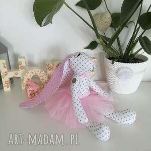 różowe lalki komunia pamiątka komunii świętej...