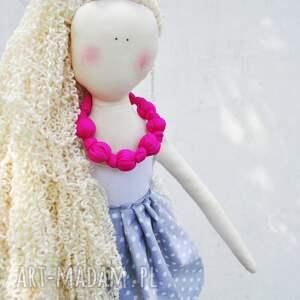 lala lalki różowe pani