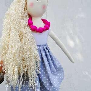 białe lalki lalka pani lala