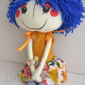 lalka lalki ręcznie szyta anolinka