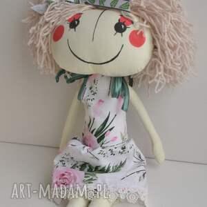 niepowtarzalne lalki ręcznie szyta lalka anolinka