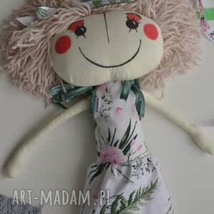 niepowtarzalne lalki lalka ręcznie szyta anolinka