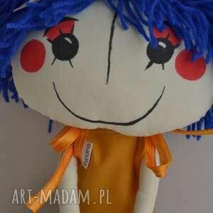 lalki lalka ręcznie szyta anolinka