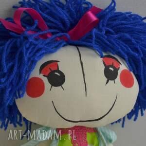laleczka lalki ręcznie szyta lalka anolinka