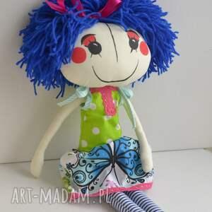 oryginalne lalki lalka-szmacianka ręcznie szyta lalka anolinka