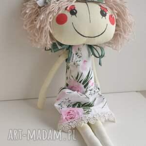 lalki szyta ręcznie lalka anolinka