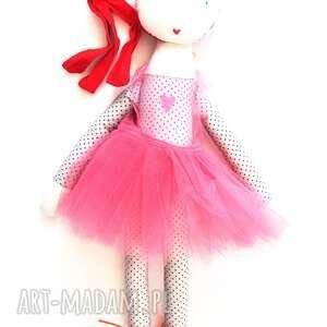 unikatowe lalki balet ruda baletowa