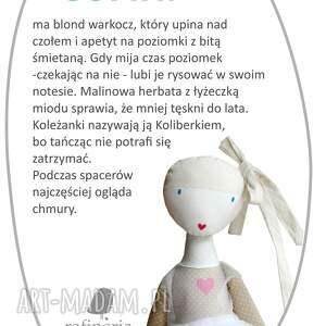 anioł lalki białe sofia aniołowa.