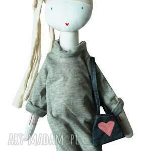 unikalne lalki szmacianka sofia aniołowa.