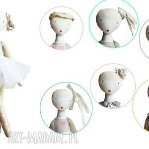 balet lalki sofia baletowa. lalka z sercem.