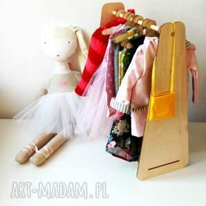 ręcznie robione lalki szmacianka sukienka baletowa tutu