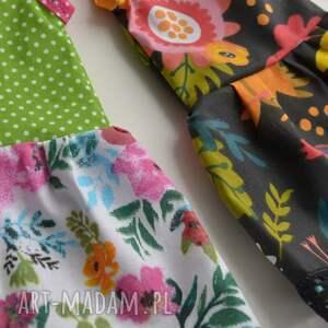 kolorowe lalki sukienki-dla-lalek sukienka dla lalki. Zestaw 2