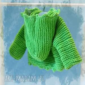 handmade lalki lalka sweterek shreka. Ubranko