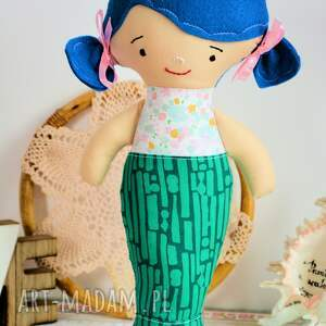awangardowe lalki lalka syrenka - 30 cm - ela