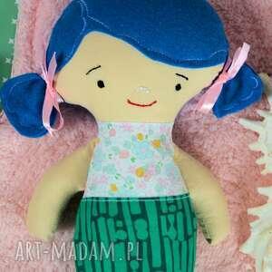 lalka lalki niebieskie syrenka - 30 cm - ela