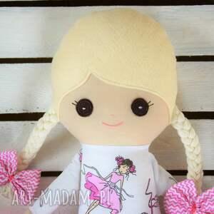 szyta lalki szmaciana laleczka z personalizacją