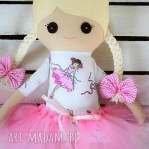 ręcznie robione lalki szmacianka szmaciana laleczka z personalizacją