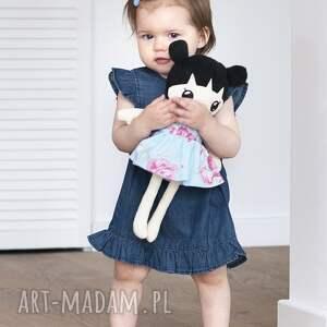 handmade lalki lalka szmaciana lalalila - poofy