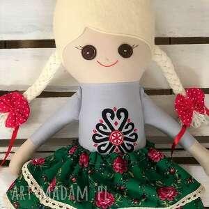 szyta lalki szmaciana lalka, szmacianka