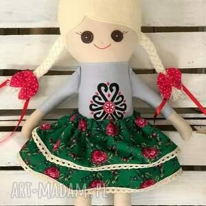 lalki szyta szmaciana lalka, szmacianka