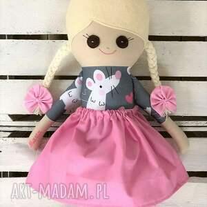 handmade lalki szmacianka, szmaciana laleczka