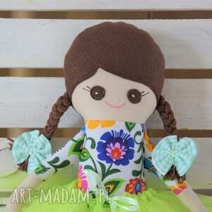 nietuzinkowe lalki szmacianka, szmaciana laleczka