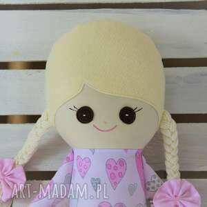 efektowne lalki szmacianka , szmaciana laleczka z