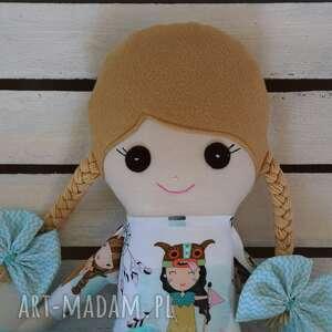 unikalne lalki szmacianka, szmaciana lalka w tutu