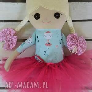 niebanalne lalki szmacianka uszyta w całości ręcznie szmaciana lalka