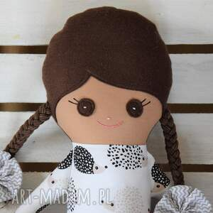 hand made lalki szmacianka szmacianka, szmaciana lalka w tutu